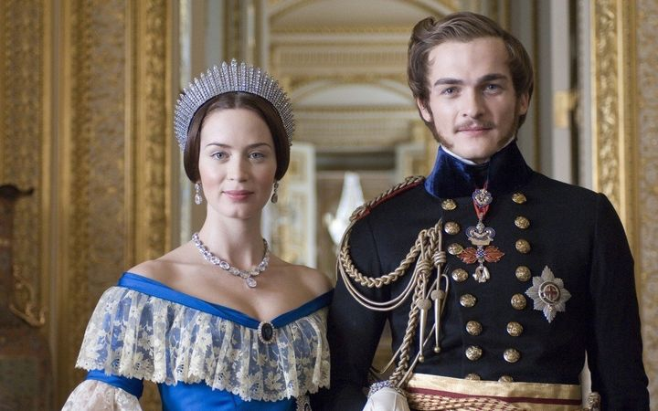 """The Young Victoria"" on Netflix."