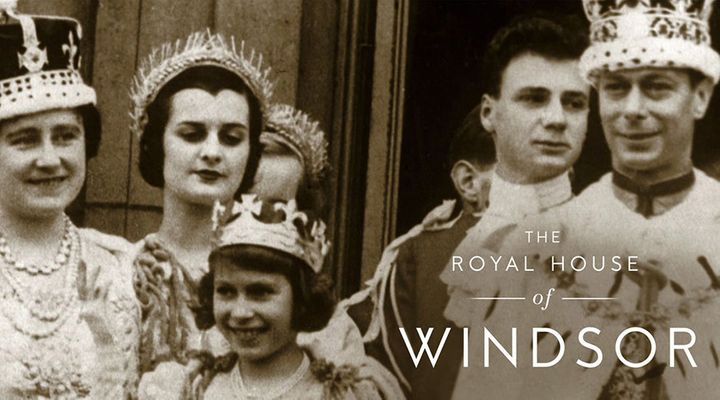 """The Royal House of Windsor"" on Netflix."