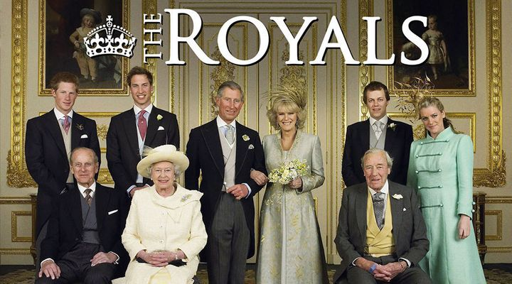 """The Royals"" on Netflix."