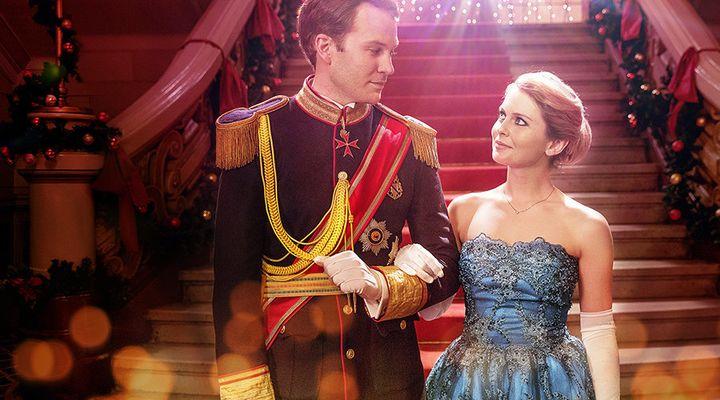 """""""A Christmas Prince"""" on Netflix."""