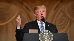 """트럼프는 북미 정상회담이 """"세계적인 성공이 되도록"""" 하겠다고 말했다"""