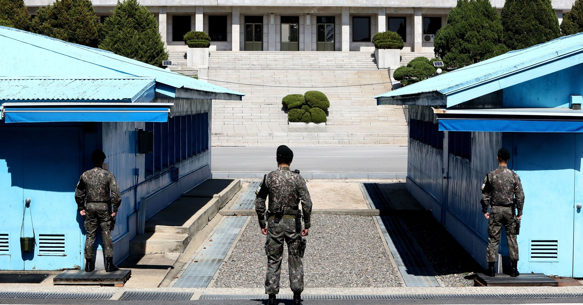 South Korea Working To Formally End The Korean War. Yes ...
