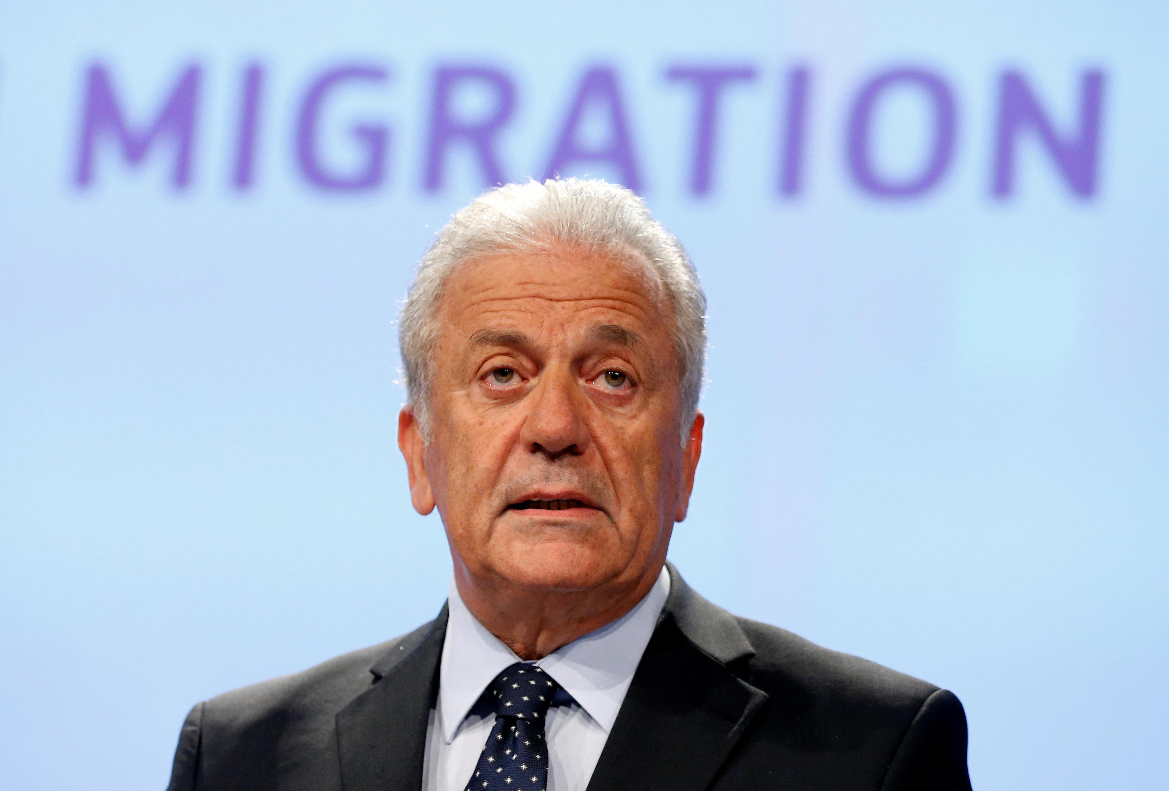 EU-Kommissar: Deutschland nimmt 10.000 Flüchtlinge auf