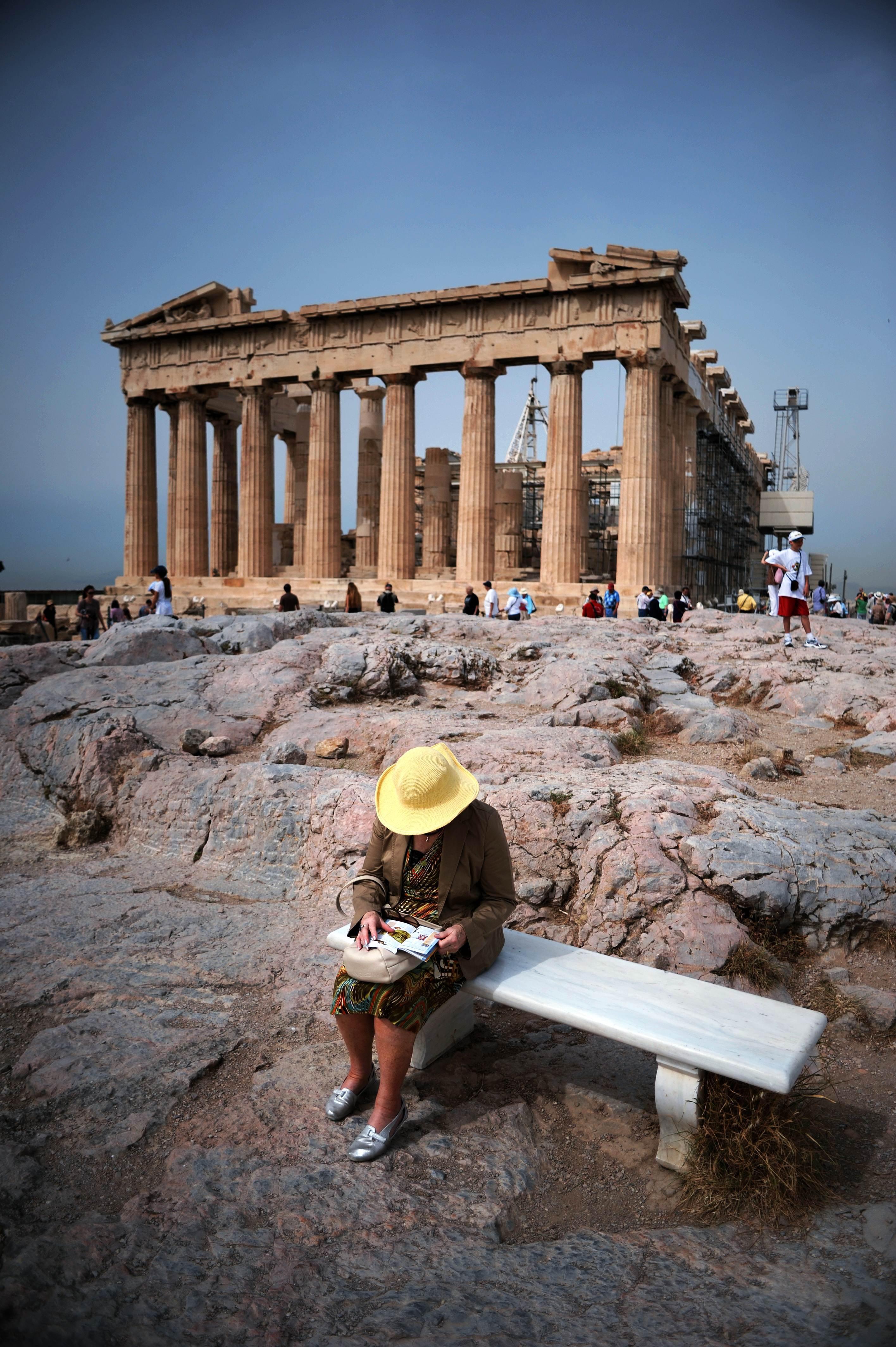 Η Αθήνα θα είναι Παγκόσμια Πρωτεύουσα Βιβλίου για το 2018 από τη Δευτέρα 23