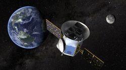 """Nasa sucht nach neuen Planeten: Weltraumteleskop """"Tess"""" ist gestartet"""