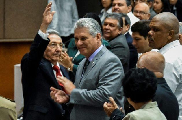 Raul Castro tire sa révérence, un moment d'histoire pour