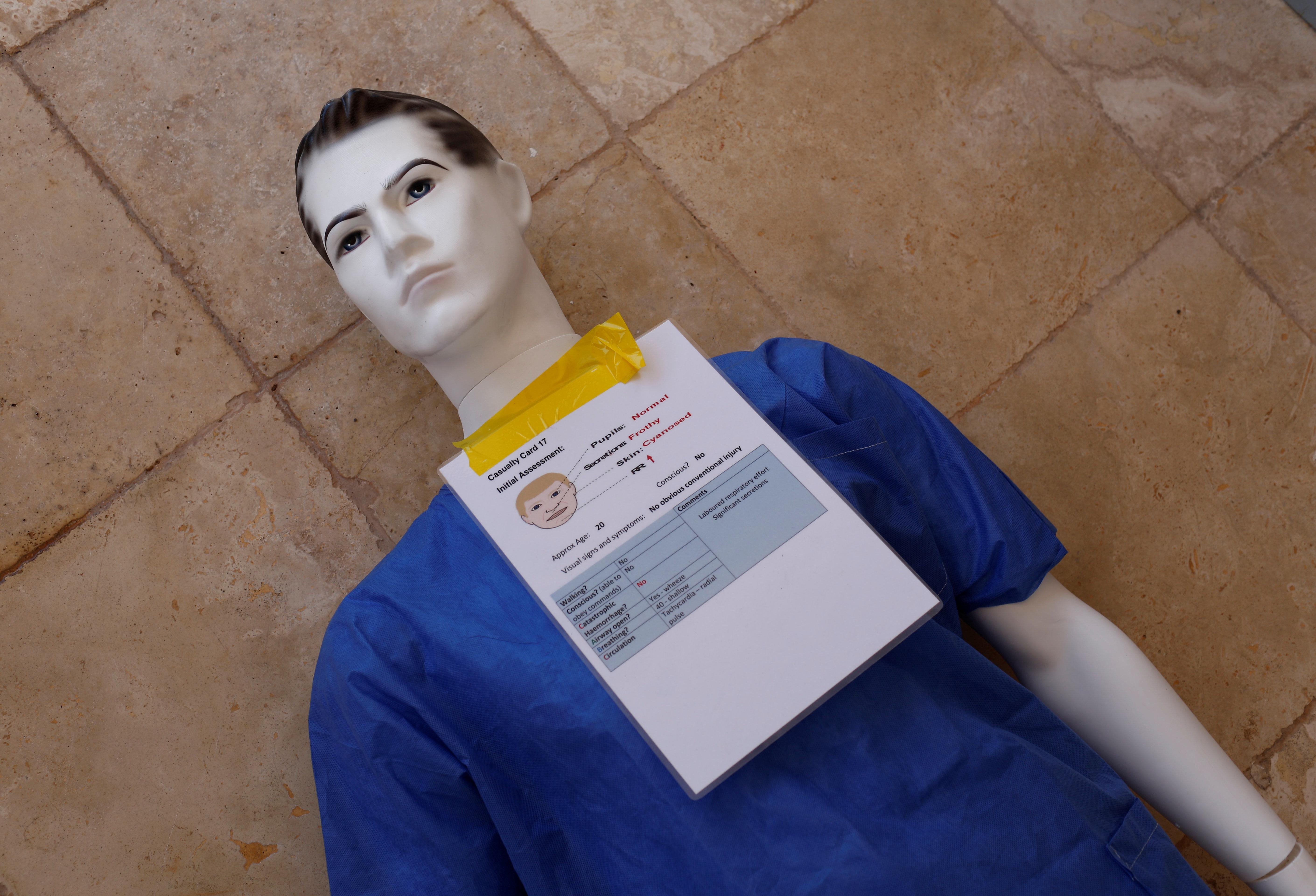 L'enquête sur une attaque chimique présumée en Syrie au point