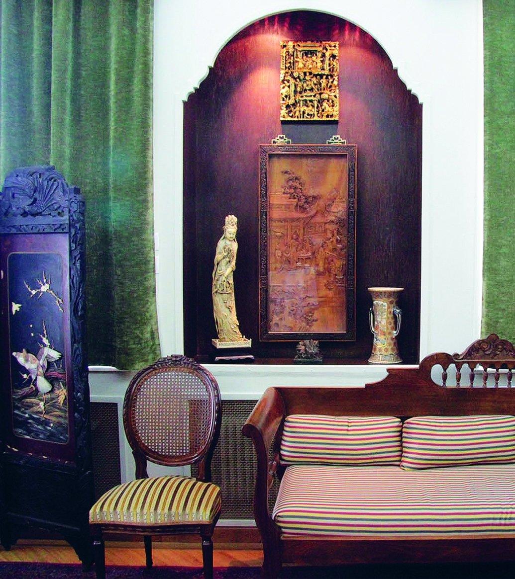 Ανοίγει στο κοινό της Θεσσαλονίκης η κινέζικη συλλογή της Αλίκης Τέλλογλου, αύριο 20