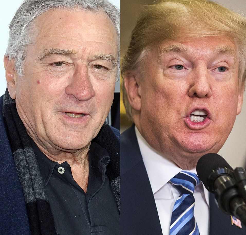 Robert De Niro Mocks Trump In The Form Of A Savage New Film Pitch