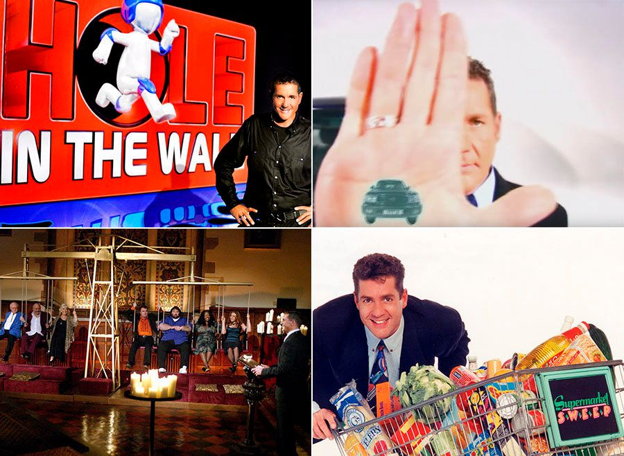 Dale Winton's Most Weird And Wonderful TV Moments