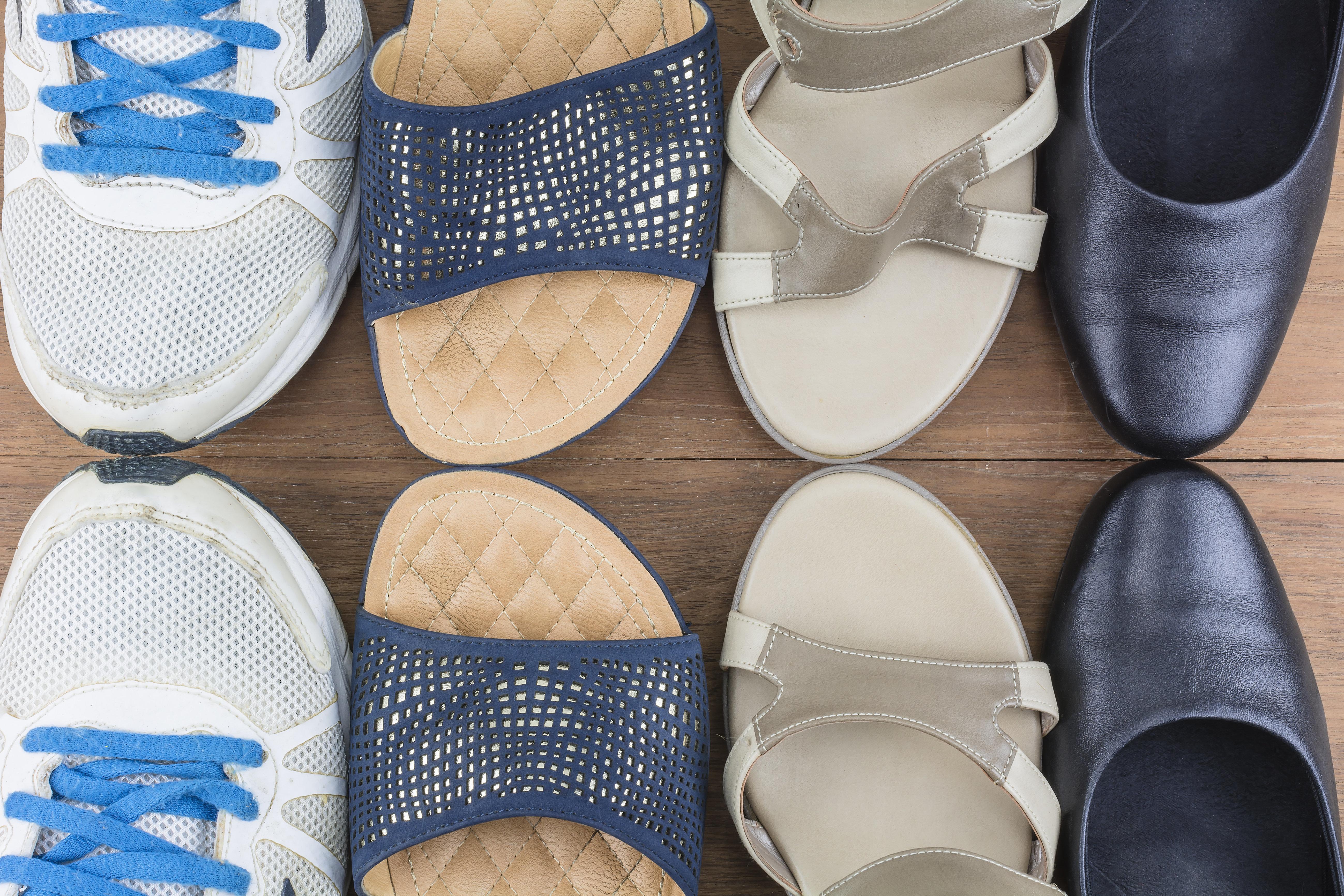 Avec le beau temps, c'est l'heure des sandales, tennis et autres chaussures plates et ce n'est pas une bonne nouvelle pour vo...