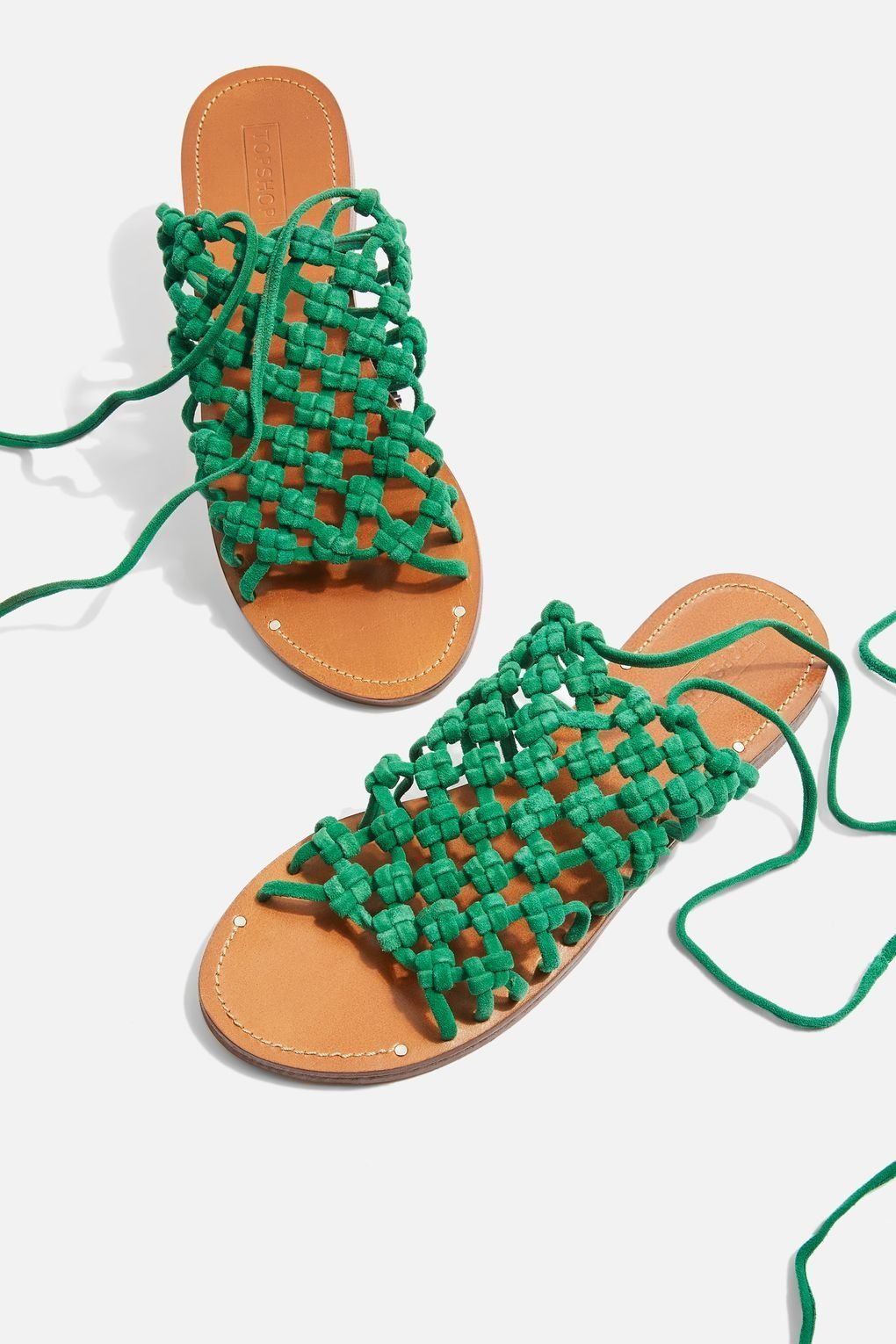 Summer Sandals Shopping Guide For Under £50