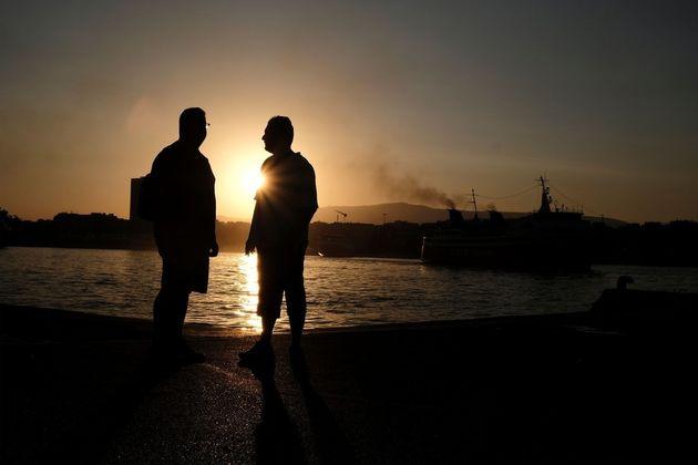 Κανονικά από το πρωί της Παρασκευής τα δρομολόγια των πλοίων