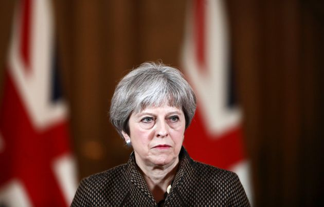 May Faces Fresh Brexit Ambush As Senior MPs Stage Crunch Vote On Customs