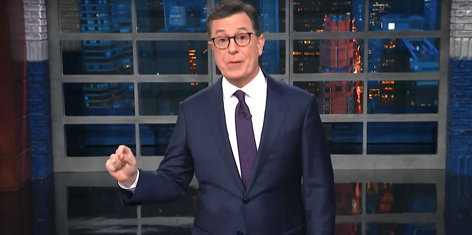 Stephen Colbert Repeats A 'Enjoyable Truth' About Ladies, Simply For Donald Trump