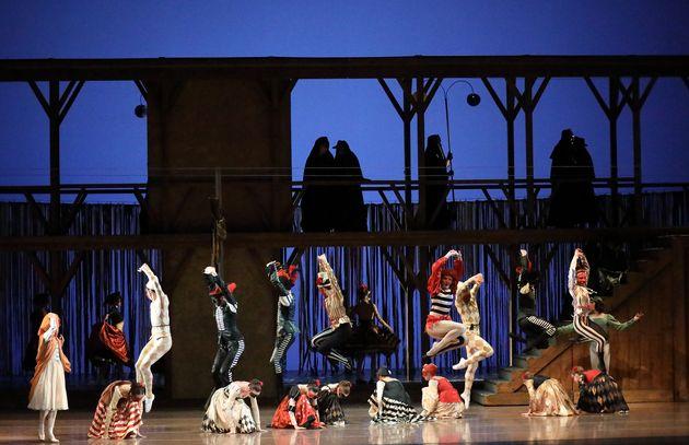 Choreographie: John Cranko, Ausstattung Jürgen