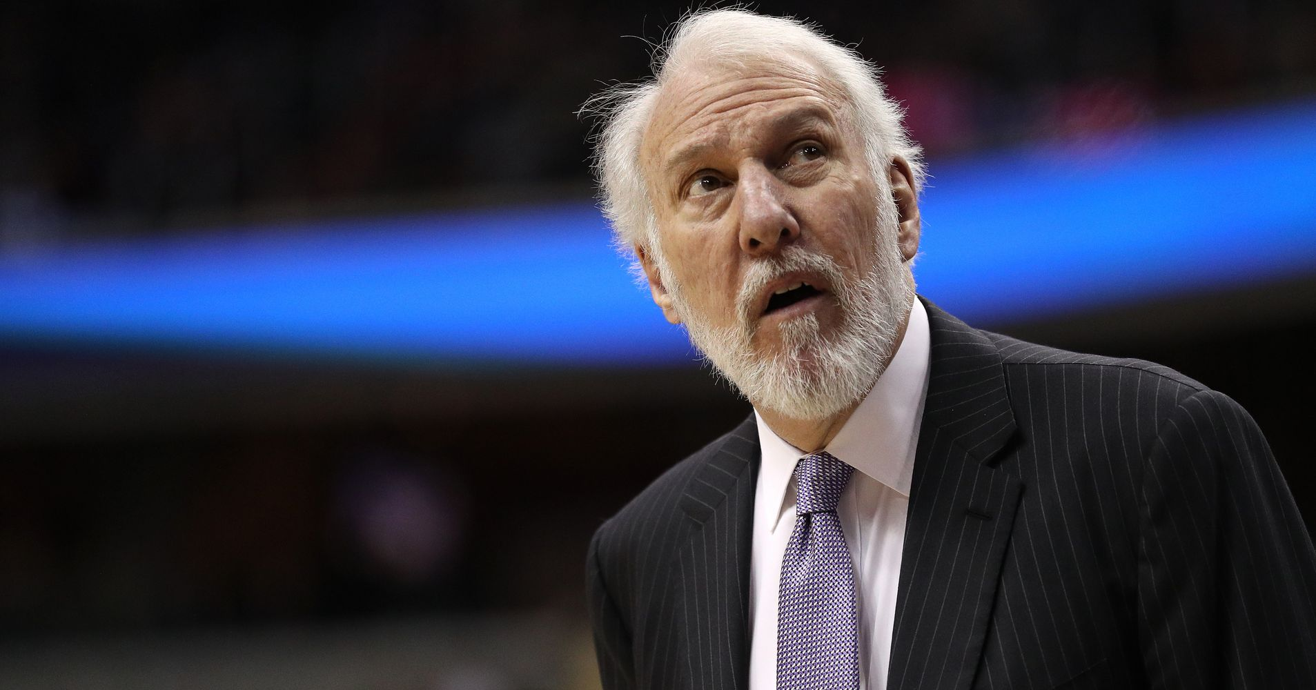 ff894b3fc1bf The NBA Shows Its Love For Gregg Popovich After Wife s Death