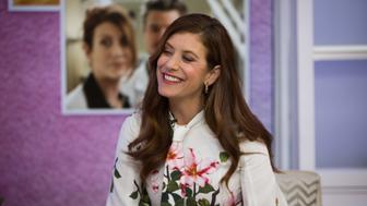 TODAY -- Pictured: Kate Walsh on Tuesday, April 17, 2018 -- (Photo by: Nathan Congleton/NBC/NBCU Photo Bank via Getty Images)