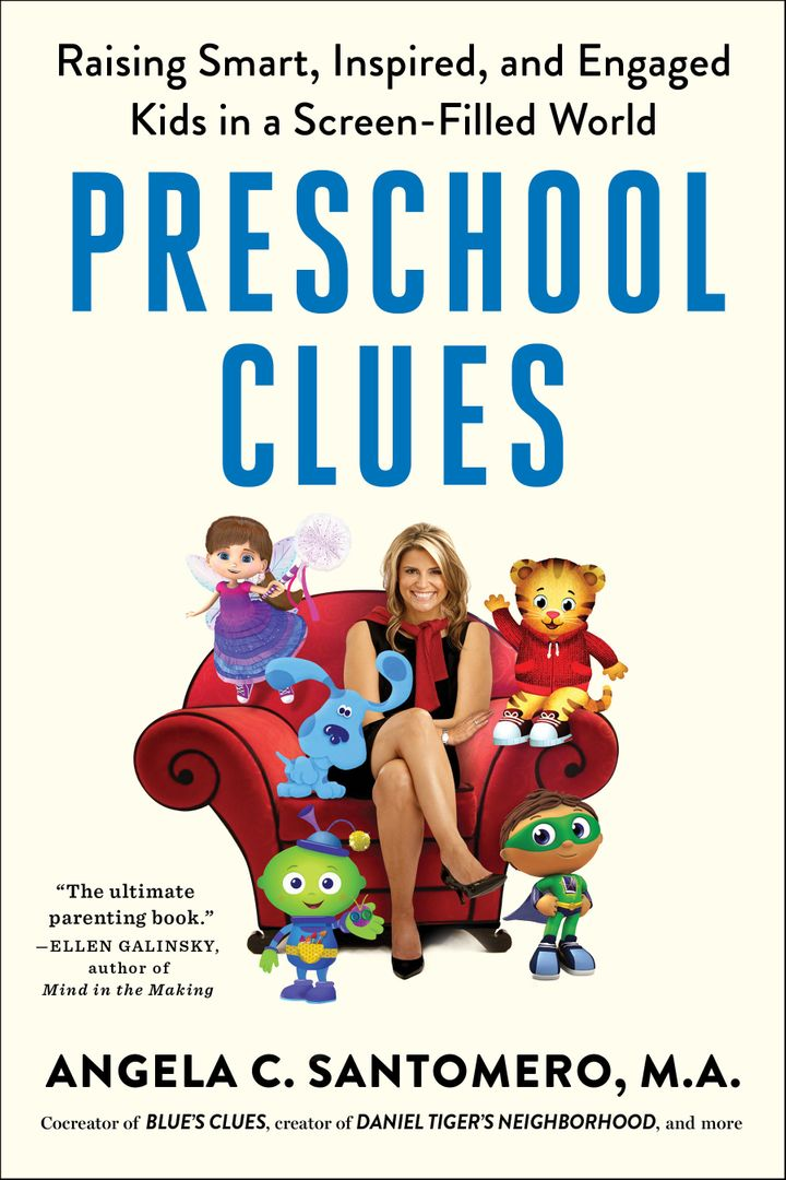 "Angela Santomero, creator of ""Super Why!"" and ""Blue's Clues,"" released a book this month about the tools to unlock preschoolers' potential."