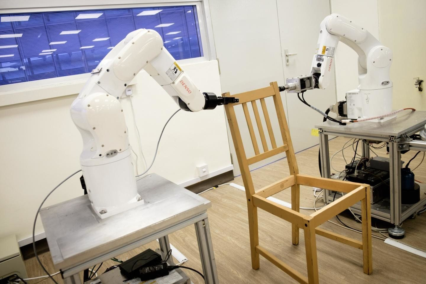 This Robot Can Build An Ikea Chair Without Any Human
