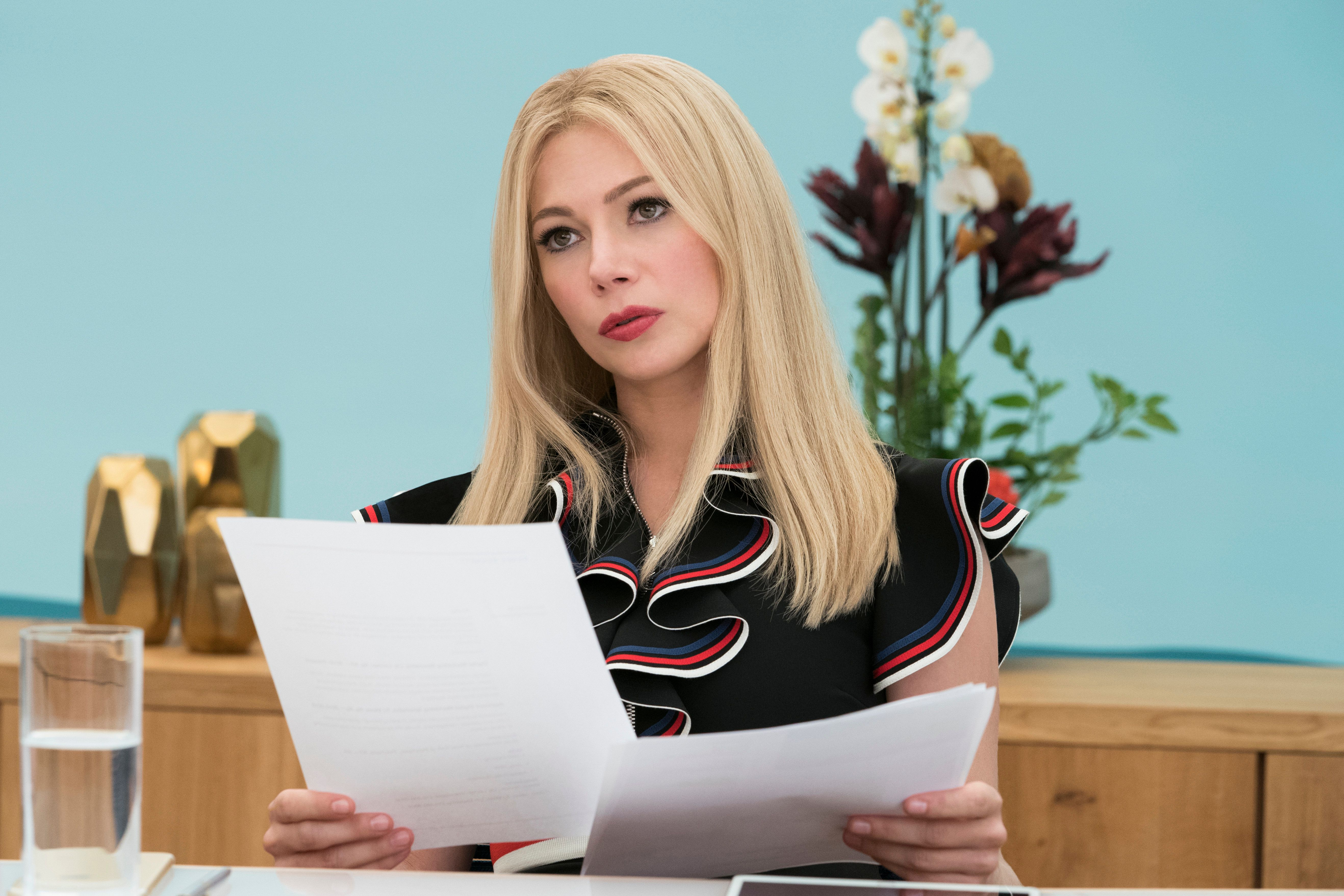 Michelle Williams stars in I FEEL PRETTY