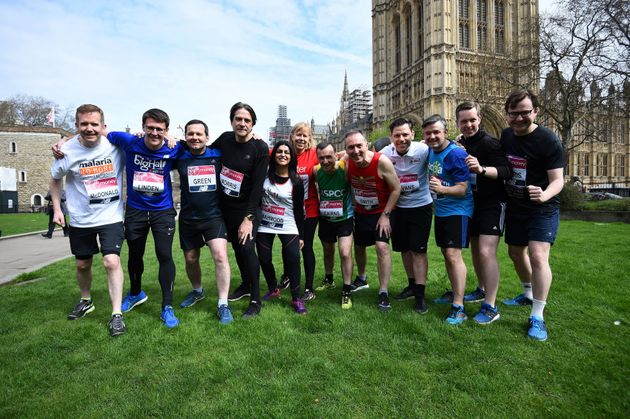 I'm Running The London Marathon For The Children Growing Up, Like Me, With An Alcoholic