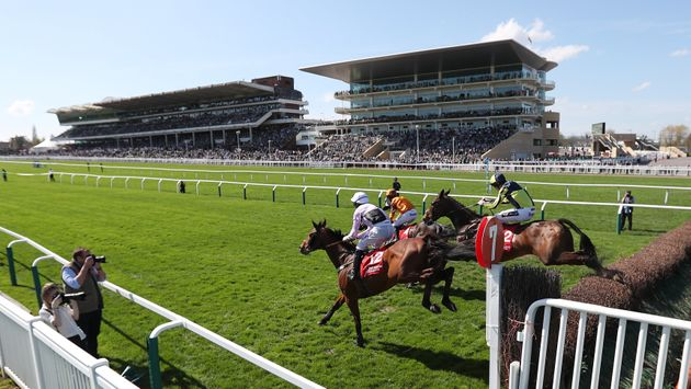 A race had to be abandoned at Cheltenham on Thursday due to the hot weather.