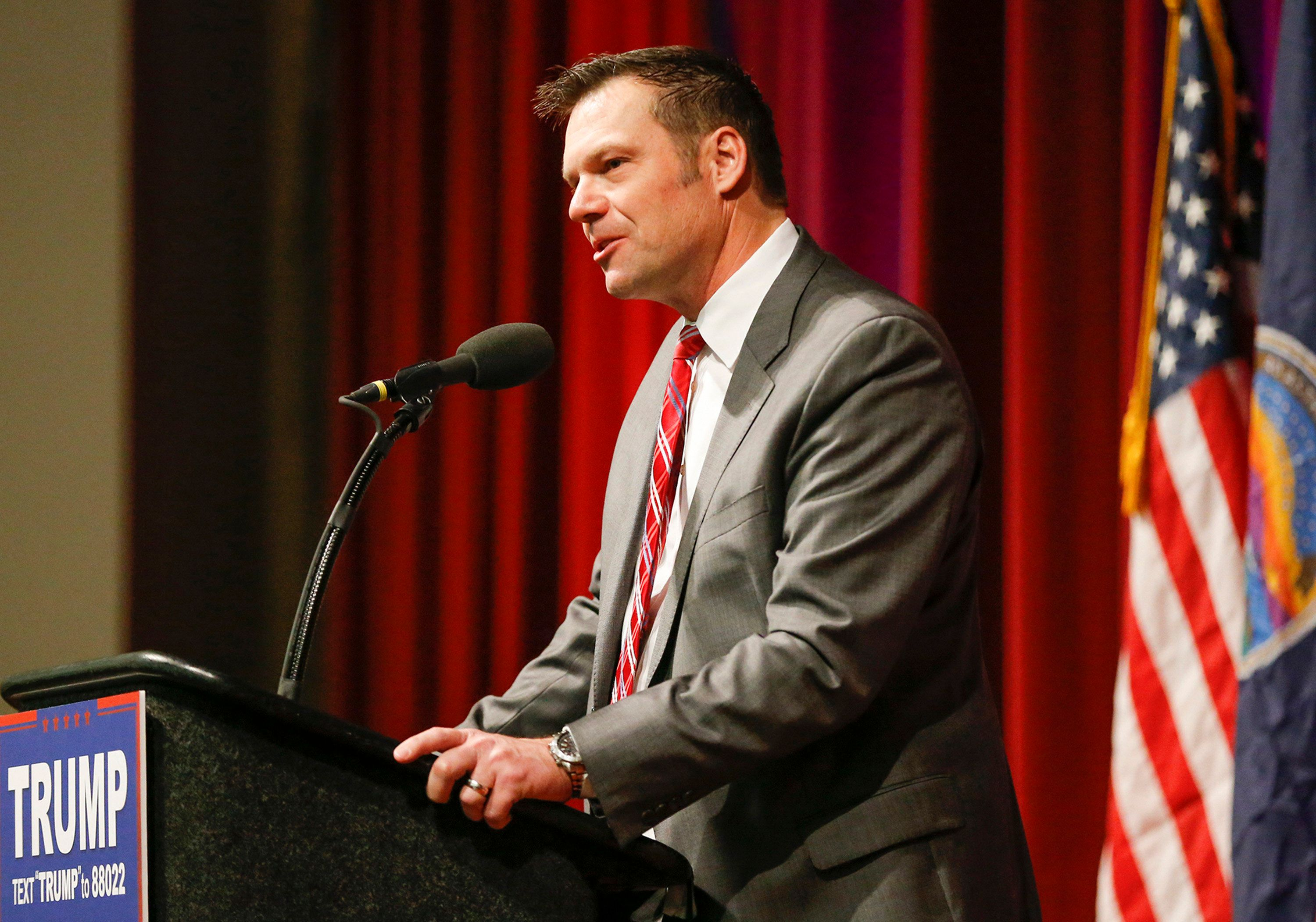 Why Kobach Was Found In Contempt For Not Clarifying To People They Could Vote