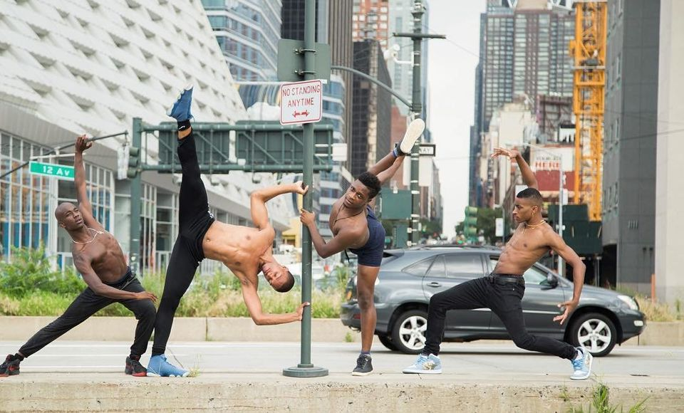 In A World That Polices Black Movement, 'Black Boys Dance Too' Is