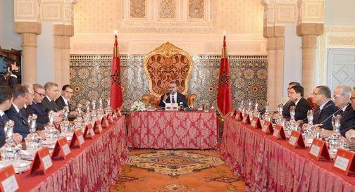 Le roi Mohammed VI préside un Conseil des ministres à Rabat, quatre nominations