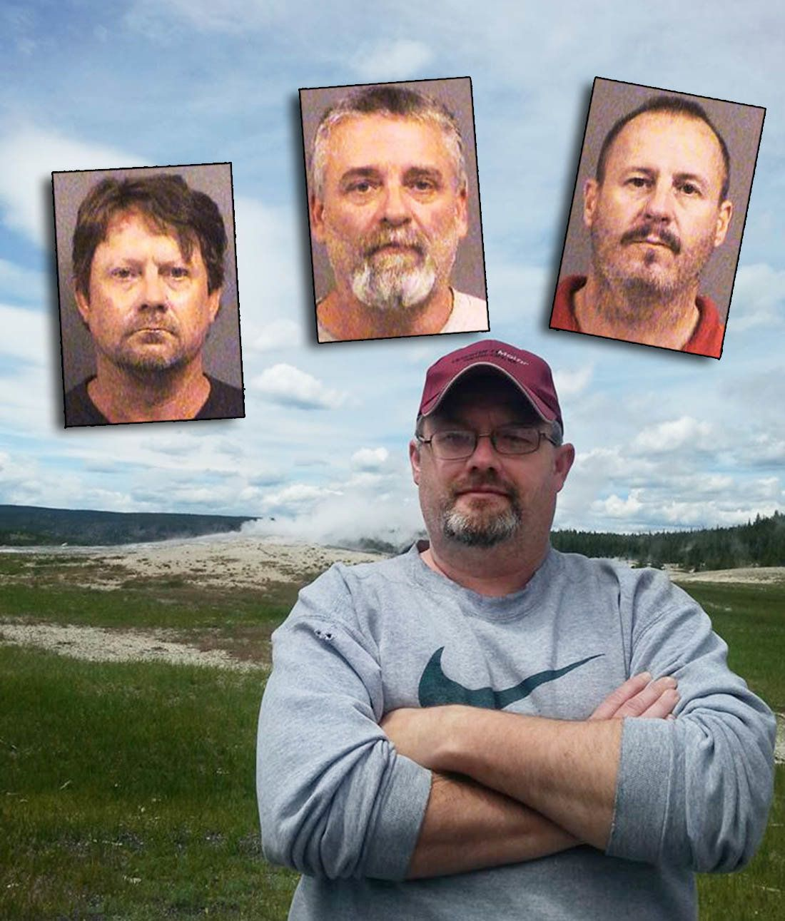 Without Dan Day, there would have been no case against the men who plotted to bomb Somali Muslim immigrants in Kansas.