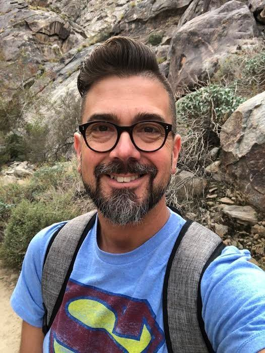 Art teacher Michael Hill said threatening, anti-LGBTQ letters prompted him to quit his job and relocate to California.