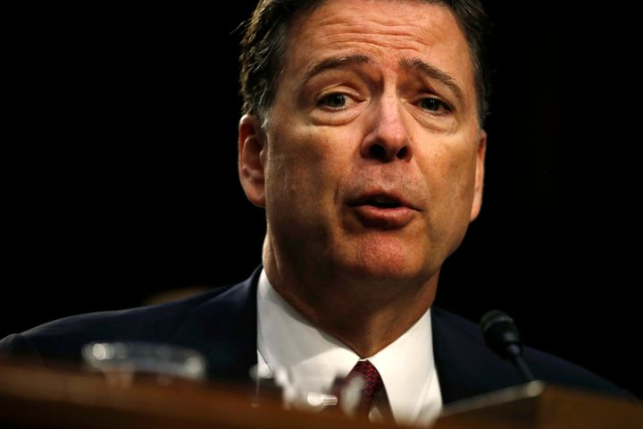 Former FBI director James Comey said the memos detail his personal interactions with President Donald Trump.