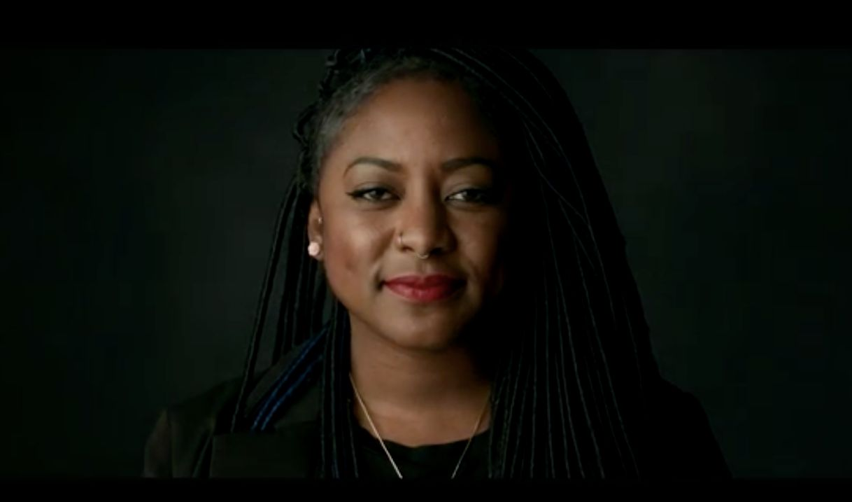 Black Lives Matter Co-Creator Alicia Garza discusses the movement