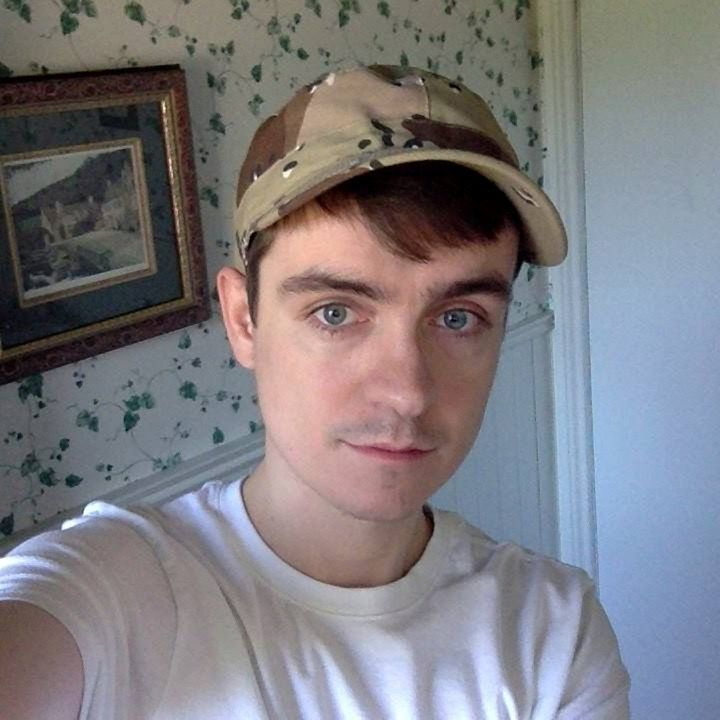 Alexandre Bissonnette, who killed six men at a Quebec City mosque, is seen in a Facebook posting.