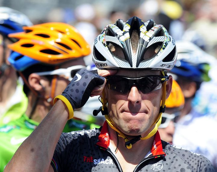 "In his statement, Lance Armstrong's attorney Elliot Peters said, ""Lance is delighted to put this behind him.&rdqu"