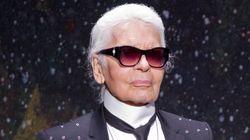O Karl Lagerfeld ξαναχτυπά με μια προκλητική συνέντευξη: «Δεν θα αναφερθώ στα ηλίθια μοντέλα και στις κατηγορίες