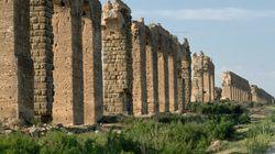 Municipales: Pour les habitants du Bardo, la réhabilitation de l'aqueduc romain doit être érigée en