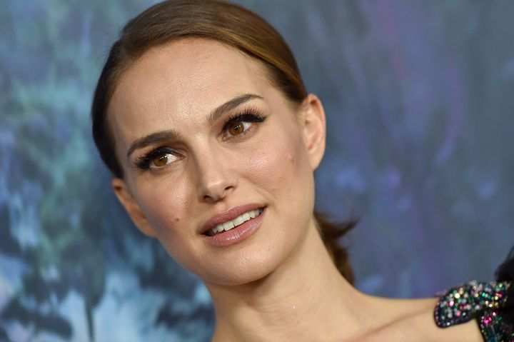 Natalie Portman is distressed over recent events in Israel, a rep said.