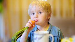 Studie: Jedes zehnte vegan ernährte Kind ist zu