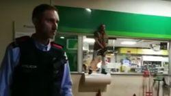 Un Marocain menace des policiers en Espagne... avec une tronçonneuse