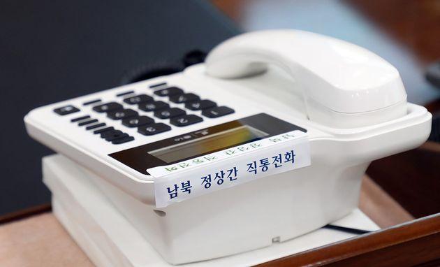 남북 정상간 '핫라인' 전화기는 어떻게
