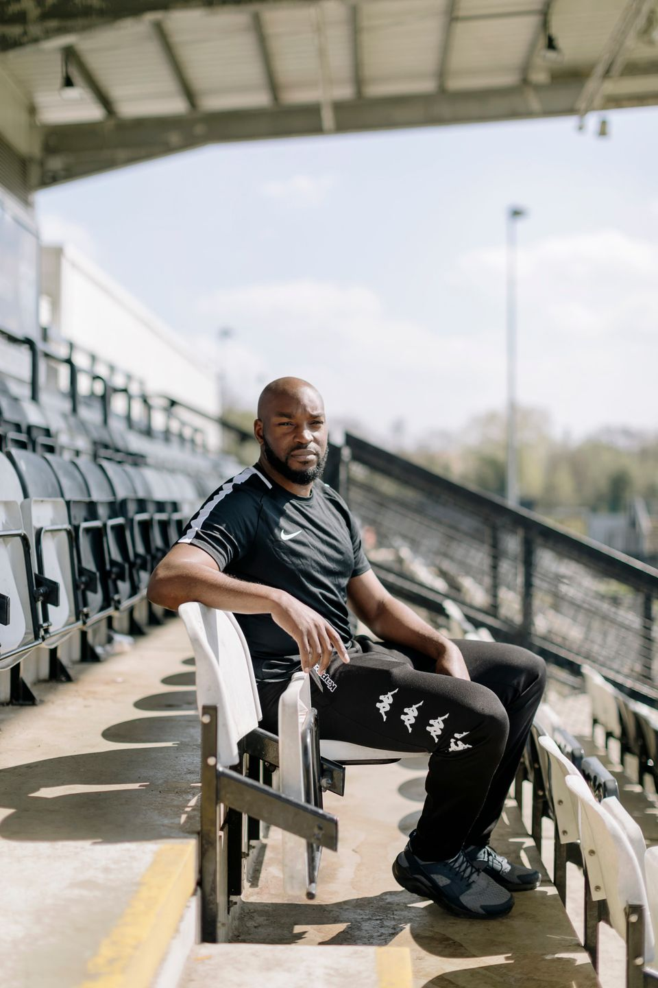 Gavin Rose, manager of Dulwich