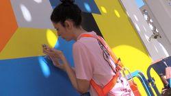 Jidar: L'énergie positive de l'art urbain avec Ghizlane Agzenai (VIDÉO)
