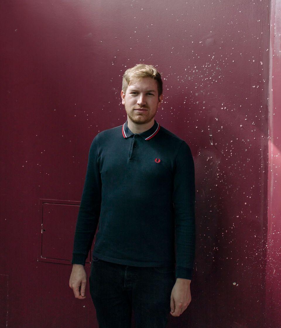 Tom Cullen, a Dulwich Hamlet