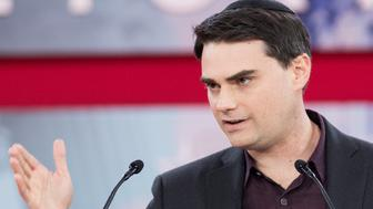 OXON HILL, MD, UNITED STATES - 2018/02/22: Ben Shapiro, host of his online political podcast The Ben Shapiro Show, at the Conservative Political Action Conference (CPAC) sponsored by the American Conservative Union held at the Gaylord National Resort & Convention Center in Oxon Hill. (Photo by Michael Brochstein/SOPA Images/LightRocket via Getty Images)