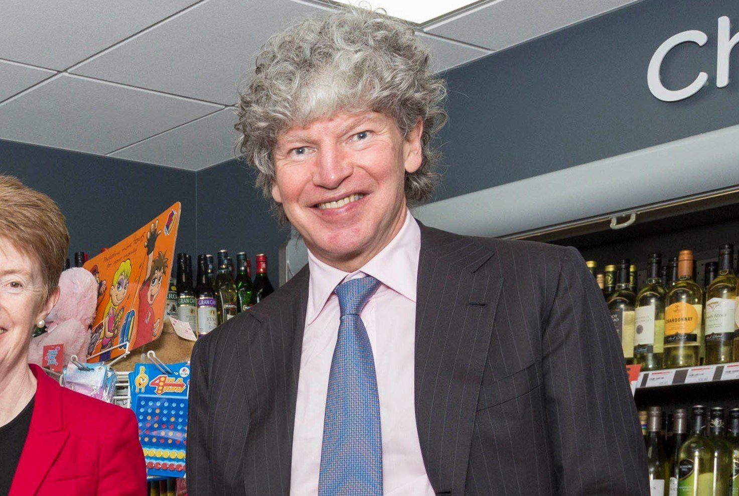 Fury As 'Slash And Burn' Business Tycoon Tim Parker To Oversee Courts