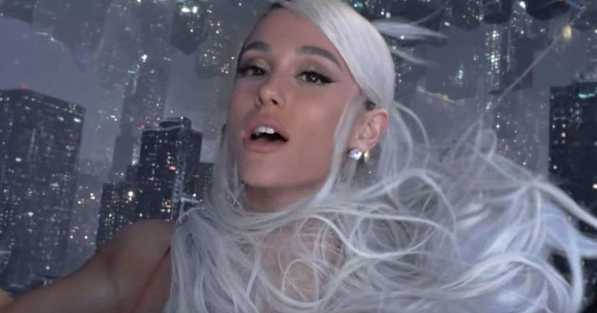 Ariana Grande Drops First Single, 'No Tears Left To Cry