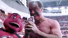 Patrick Warburton Revives 'Seinfeld' Fanatic To Rev Up Devils' Crowd