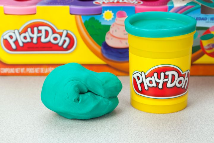 Play-Doh started out as a cleaning product.